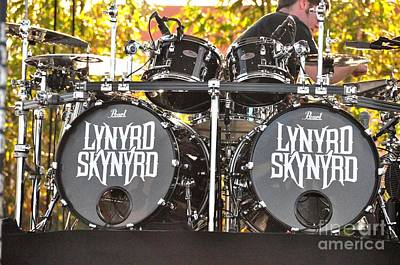 Photograph - Lynyrd Skynyrd by John Black