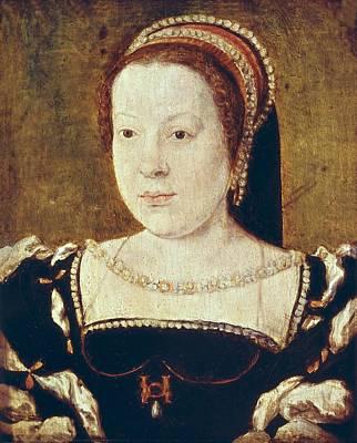Catherine De Medicis Photograph - Lyon, Corneille De H. 1500-1575 by Everett