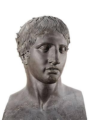 Lysippus C. 370-318 Bc. Hermes. 4th C Art Print by Everett