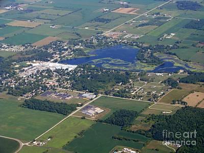 Photograph - M-047 Manawa Wisconsin by Bill Lang