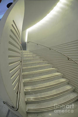 Photograph - M A M  Stairs by David Bearden