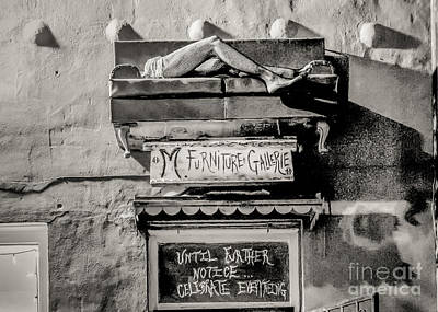 Photograph - M Furniture Gallerie-nola by Kathleen K Parker