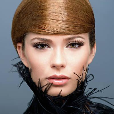 Face Wall Art - Photograph - M. by Ivan Tonov