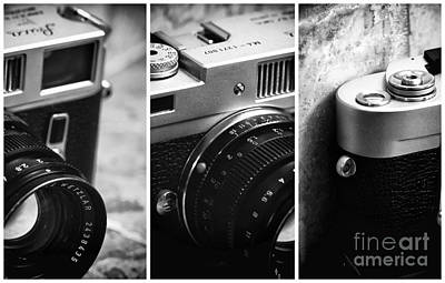 Photograph - M4 Panels by John Rizzuto