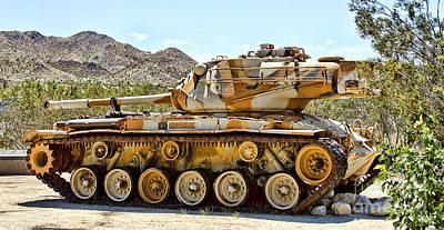 Photograph - M47 Patton by Jason Abando