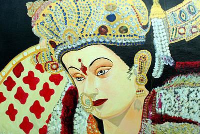 Amma Painting - Maa by Reddy Prasad