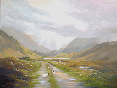 Maam  Valley Connemara Original