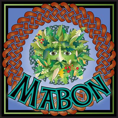 Digital Art - Mabon Festival by Ireland Calling