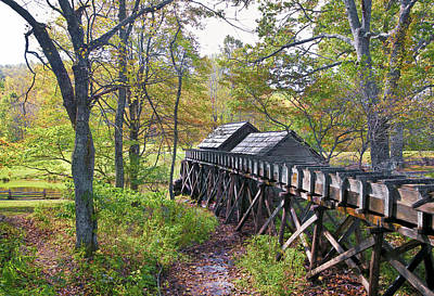 Recent Photograph - Mabry Grist Mill by Marcia Colelli