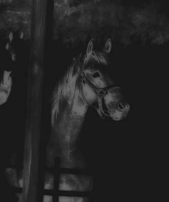 Digital Art - Mac The Night Watchman by Lesa Fine
