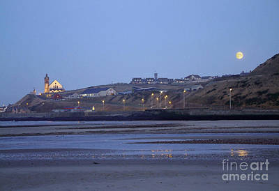 Photograph - Macduff Moonlight by Phil Banks