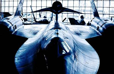 Recon Photograph - Mach 3 by Benjamin Yeager