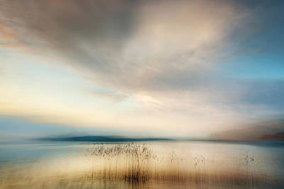 Icm Photograph - Ma?cha Contemplations #01 by Vladimir Kysela