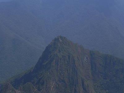 Hollywood Style - Machu Picchu 44 by R Alexander Calahan