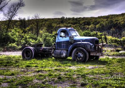 Photograph - Mack by Rick Kuperberg Sr