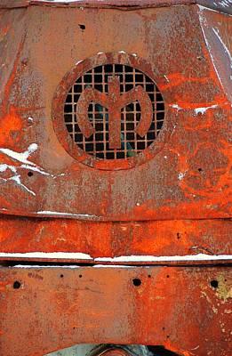 Photograph - Mack Truck by John Schneider
