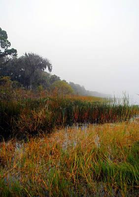 Photograph - Mackay Fog by George D Gordon III