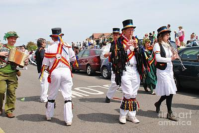 Photograph - Mad Jacks Morris At Jack In The Green by David Fowler