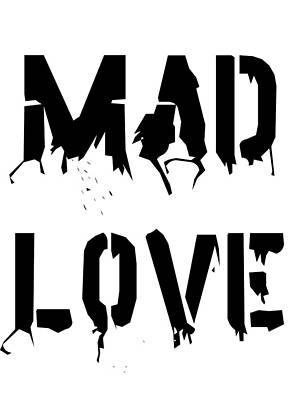Painting - Mad Love by Florian Rodarte