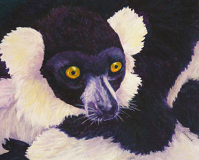 Painting - Madagascan Magic by Margaret Saheed
