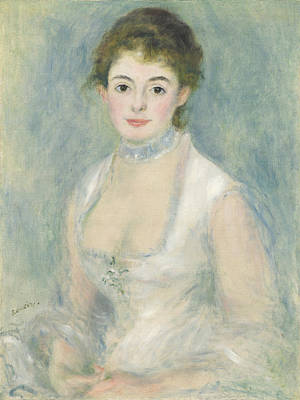 Painting - Madame Henriot by Auguste Renoir
