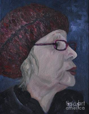 Painting - Madame Louise by Reb Frost