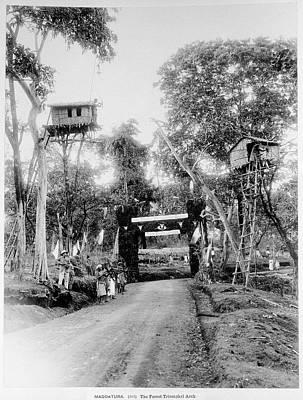 Deen Photograph - Maddatura by British Library