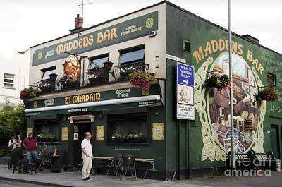 Photograph - Maddens Bar In Belfast by RicardMN Photography