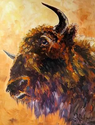 Made In America,  Buffalo Original by Sandra Cutrer