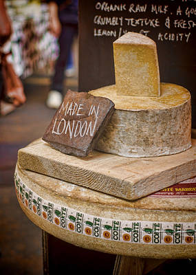 Photograph - Made In London by Heather Applegate