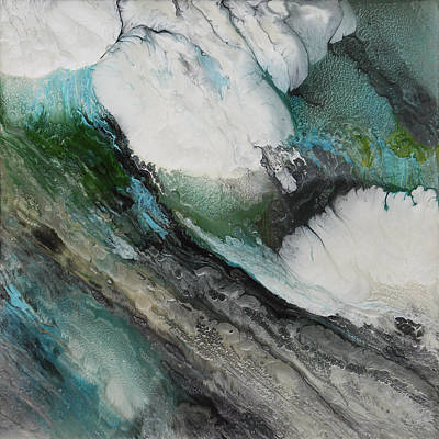 Painting - Made Of Glass Sold by Lia Melia
