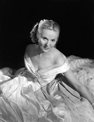1950 Movies Photograph - Madeleine, Ann Todd, 1950 by Everett