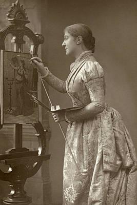 Madge Kendal (1848-1935) Print by Granger