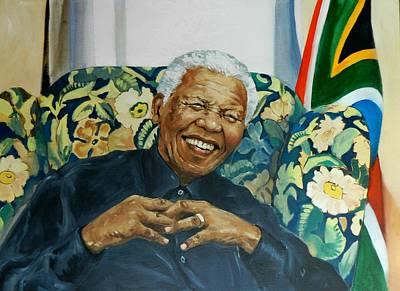 Madiba Original by Robert Teeling