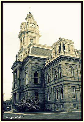 Thomas Kinkade Royalty Free Images - Madison County Royalty-Free Image by Scott Polley