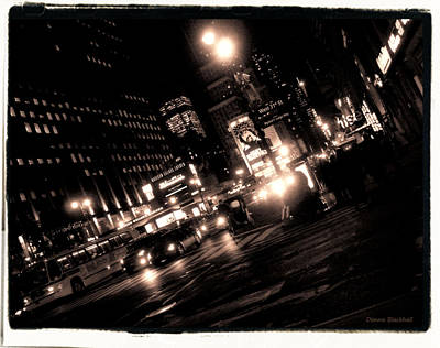 Photograph - Madison Square Garden by Donna Blackhall