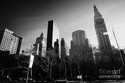 Madison Square Park New York City Manhattan Art Print