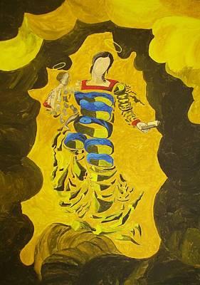 Madonna In Particles Original