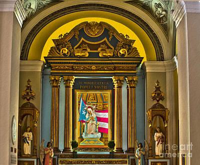 Mother Mary Digital Art - Madonna With Baby Jesus by Debra Chmelina
