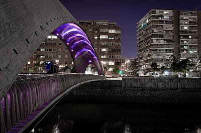 Photograph - Madrid Rio by Pablo Lopez
