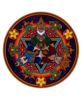 Magi Mandala Original