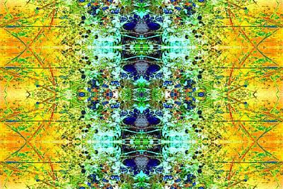 Photograph - Magic Carpet 1 by Marianne Dow