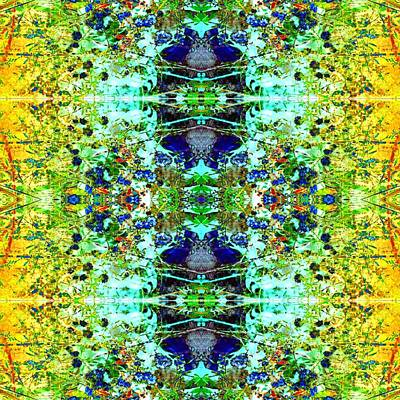 Photograph - Magic Carpet 2 by Marianne Dow