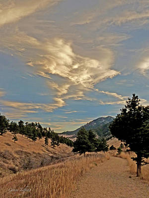 Photograph - Magic Cloud by George Tuffy