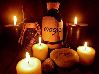 Photograph - Magic by Denise Mazzocco