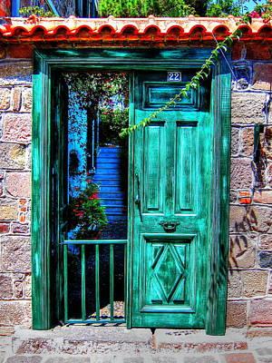 Silence Photograph - Magic Door by Andreas Thust