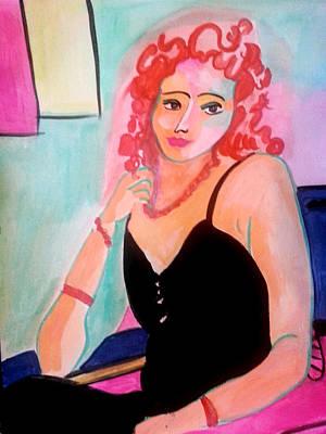 Painting - Magic Evening by Nikki Dalton