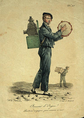 Magic Lantern Photograph - Magic Lantern by Museum Of The History Of Science/oxford University Images