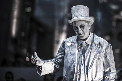 Photograph - Magic Man by Valerie Rosen
