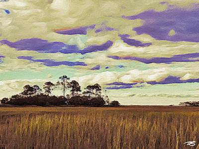 Photograph - Magic Marsh by Patricia Greer